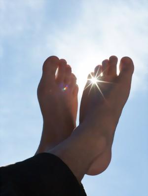 Prendersi cura dei propri piedi Piedi sudati 742d00b31bf